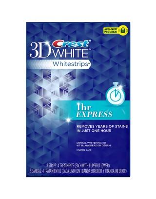 Paski wybielające3D White Whitestrips 1 Hour Express