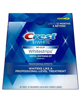Paski wybielające Crest 3D Whitestrips Professional effects