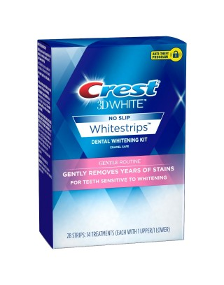 Paski wybielające Crest 3D White Whitestrips Gentle Routine