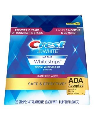 Paski wybielające Crest 3D Whitestrips Glamorous White