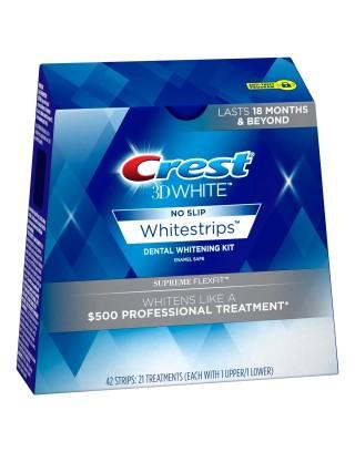Paski wybielające Crest 3D Whitestrips Supreme Flexfit