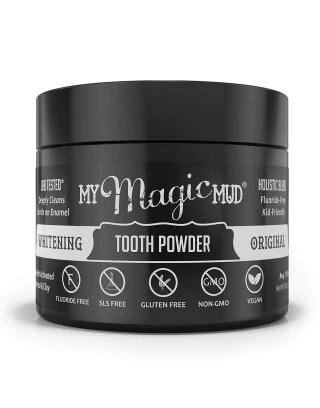 Proszek do wybielania zębów, My Magic Mud 1.06oz (30g)
