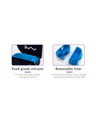 Sterylizator szczoteczki do zębów UV.