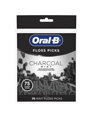 Oral-B Charcoal Mint Floss...
